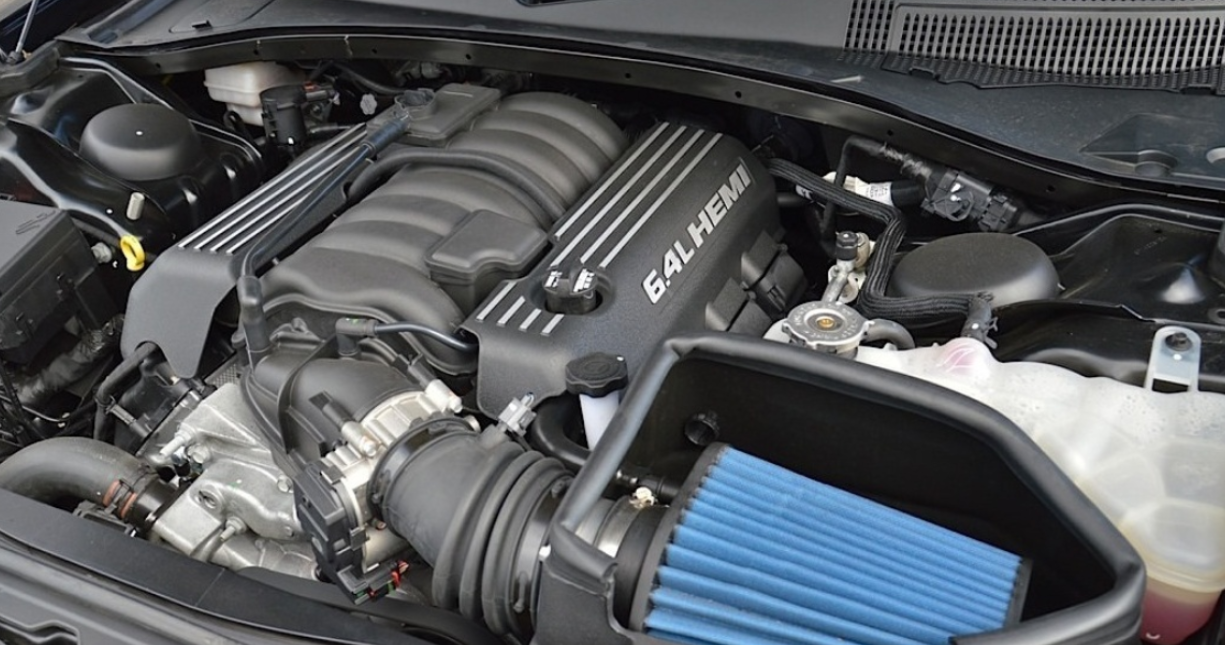 2022 Chrysler 300 Engine