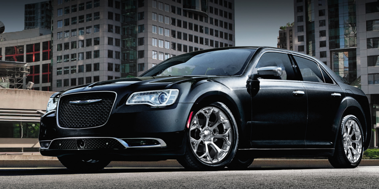 2022 Chrysler 300 Exterior