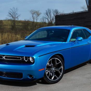 2022 Dodge Challenger Exterior
