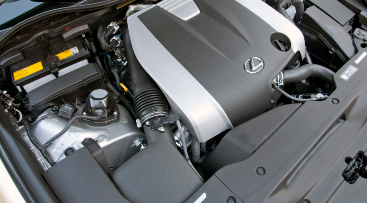 2022 Lexus GS Engine