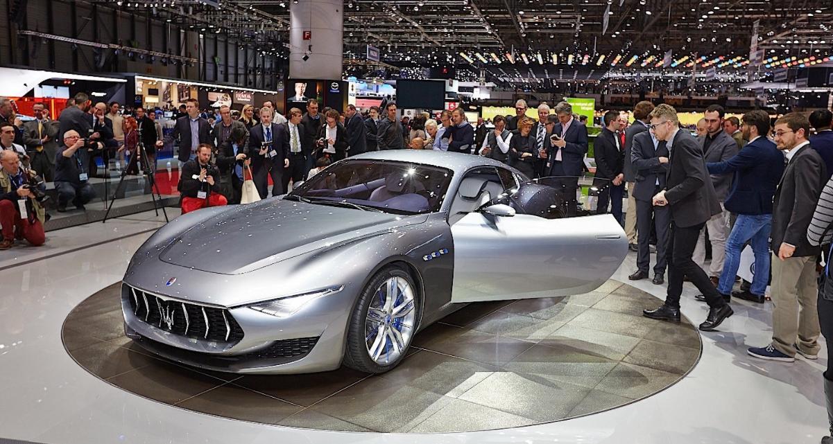2022 Maserati Alfieri Exterior