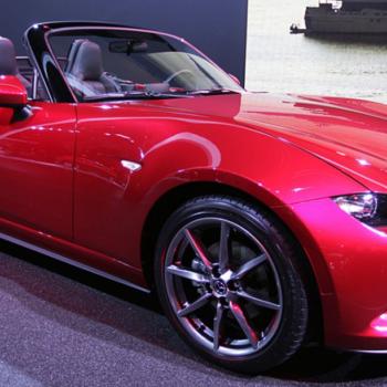 2022 Mazda MX-5 Exterior