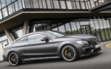2022 Mercedes AMG C63 Exterior