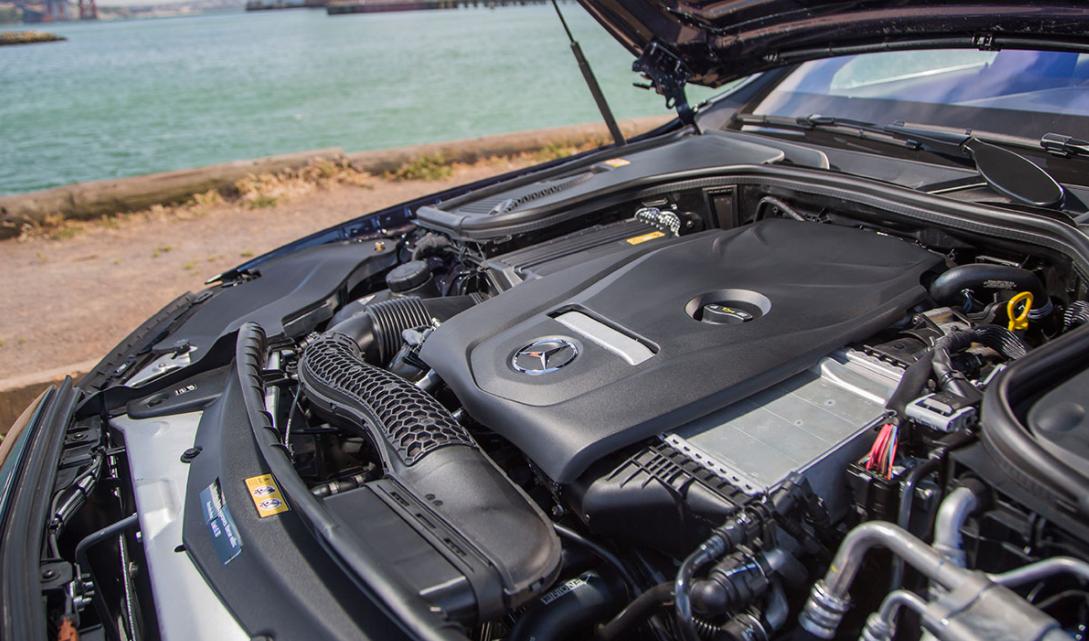 2022 Mercedes E Class Engine