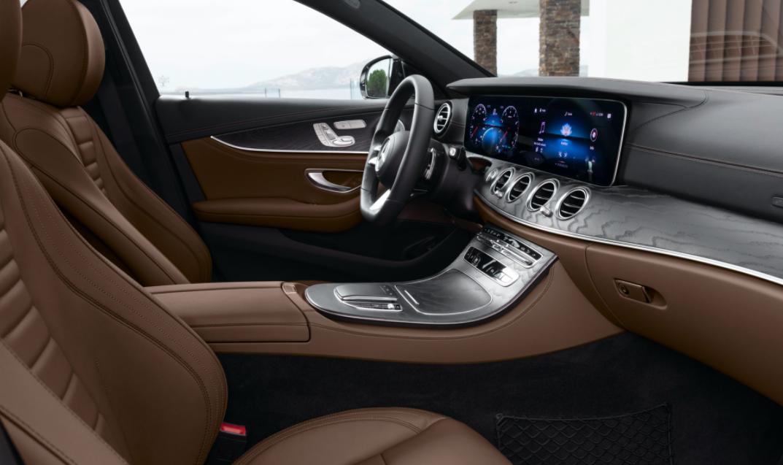 2022 Mercedes E Class Interior