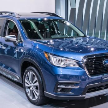 2022 Subaru Ascent Exterior