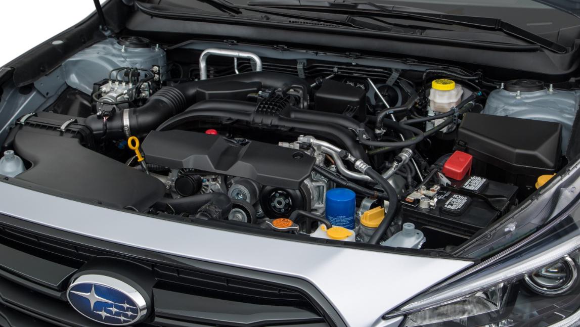 2022 Subaru Legacy Engine