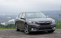 2022 Subaru Legacy Exterior