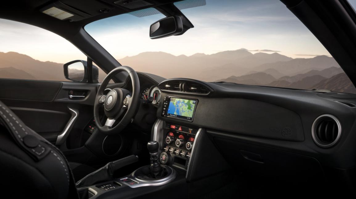 2022 Toyota GT-86 Interior