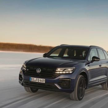 2022 Volkswagen Touareg Exterior