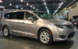 Chrysler Pacifica 2022 Exterior