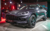 2022 Aston Martin DBX Exterior