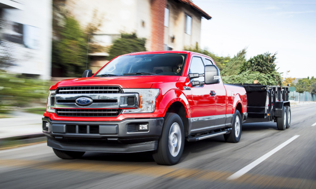 2023 Ford F150 Exterior