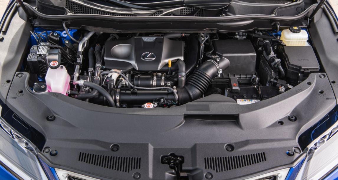 2023 Lexus RX Engine