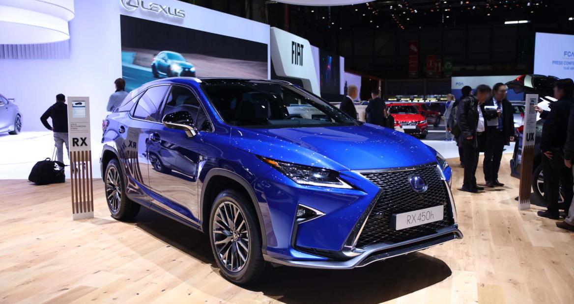 2023 Lexus RX Exterior