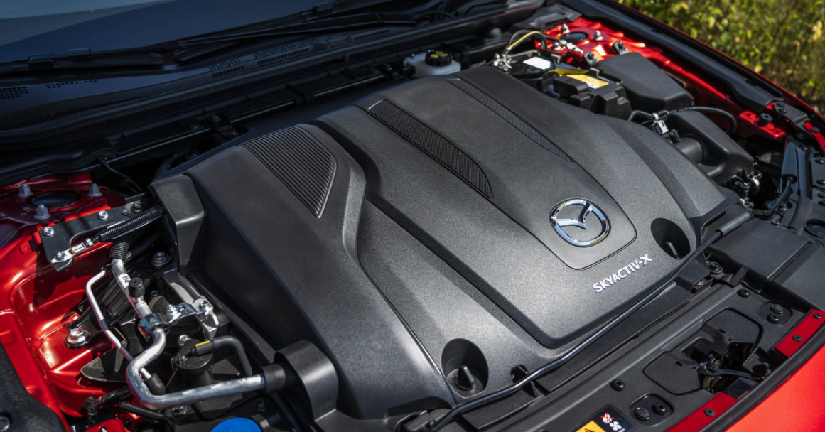 2023 Mazda 3 Engine