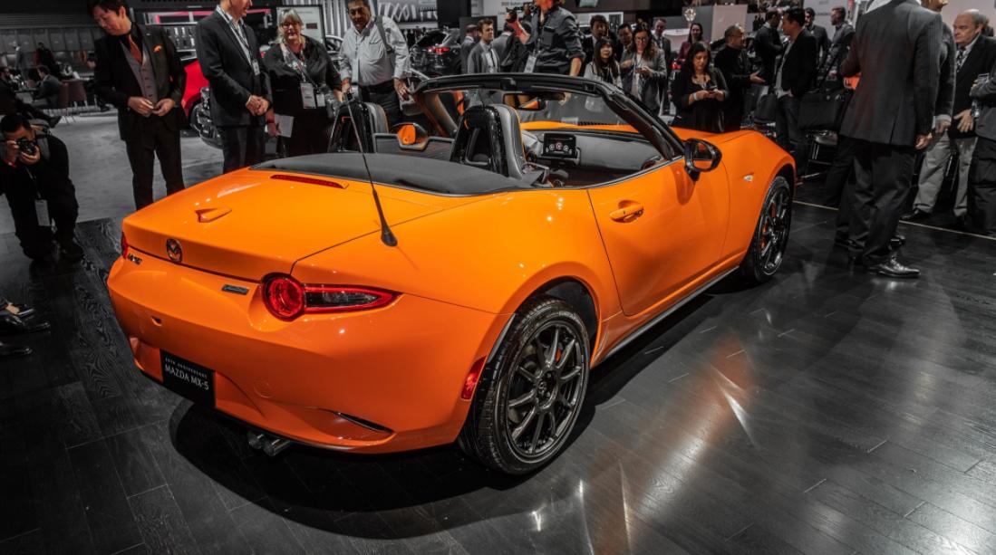 2023 Mazda Miata Engine