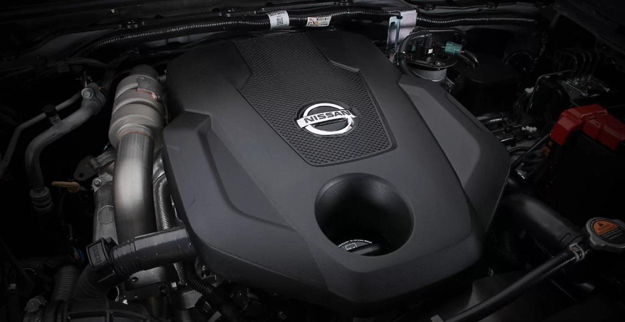 2023 Nissan Frontier Engine