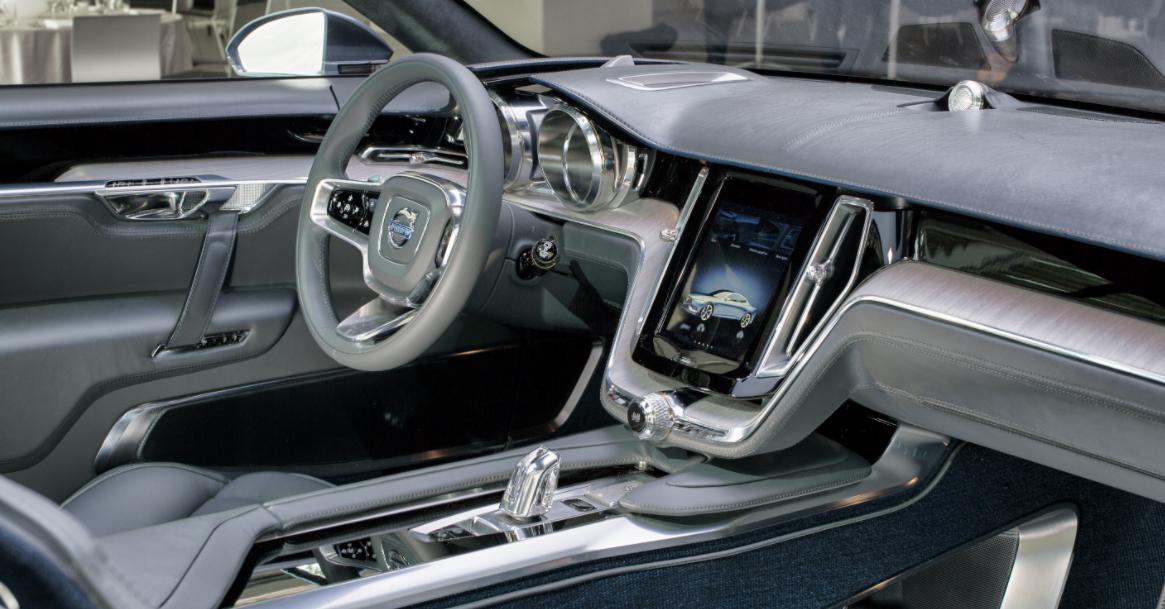 Volvo S90 2023 Interior