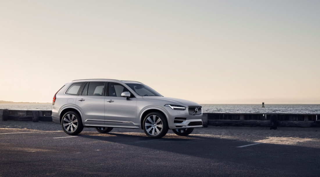 Volvo XC90 2023 Exterior