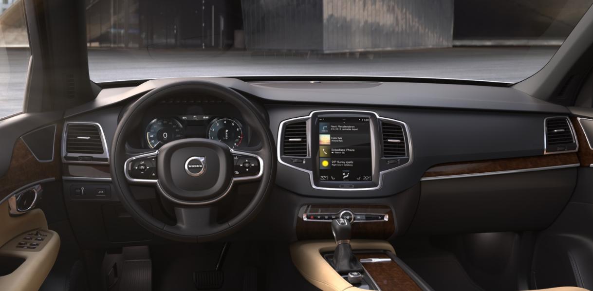 Volvo XC90 2023 Interior