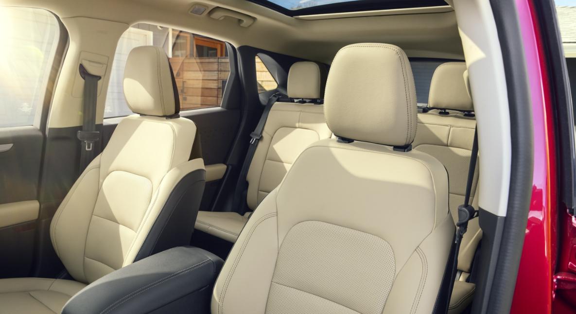2023 Ford Escape Interior