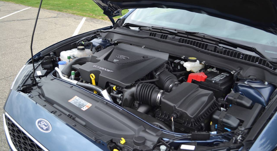 2023 Ford Fusion Engine