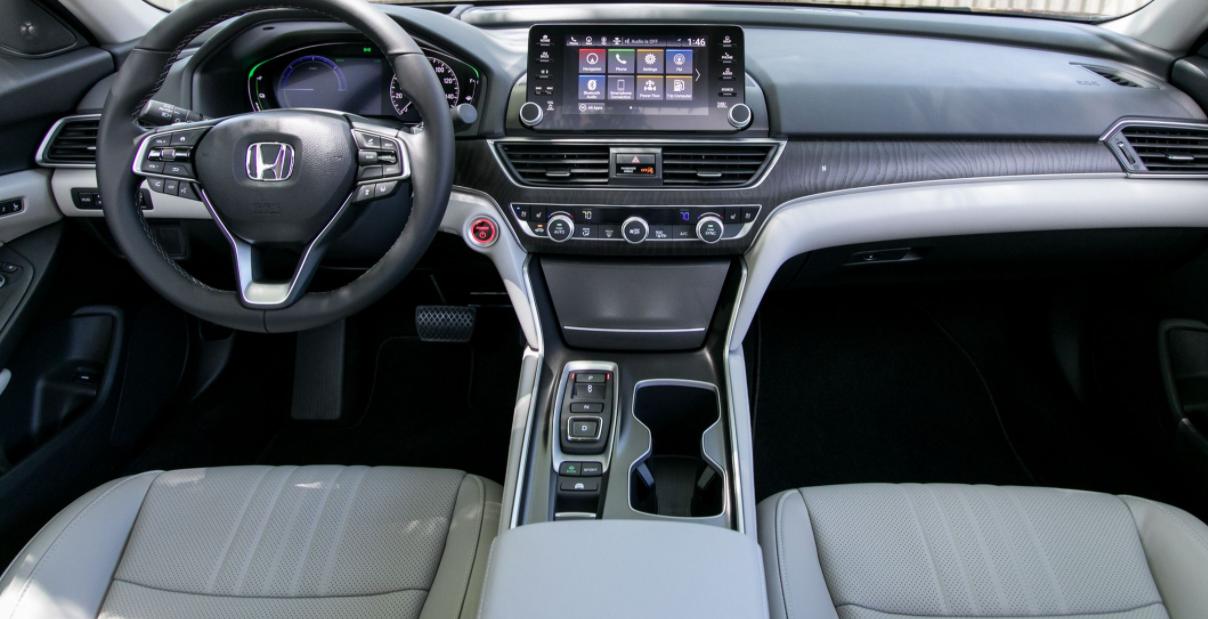 2023 Honda Accord Interior
