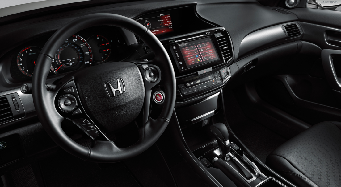 2023 Honda Accord Sport Interior