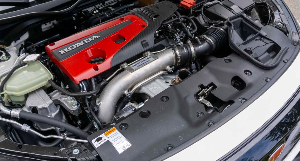 2023 Honda Civic Type R Engine