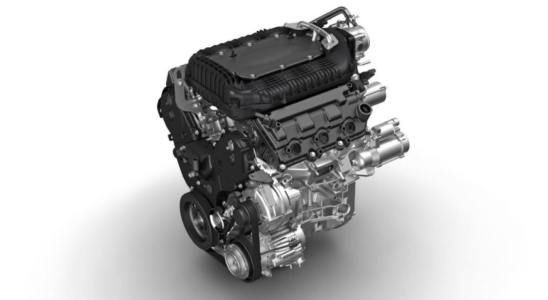 2023 Honda Passport Engine