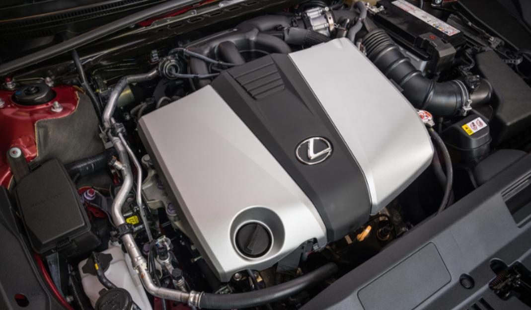 2023 Lexus ES 350 Engine