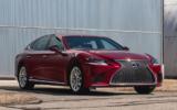 2023 Lexus ES 350 Exterior
