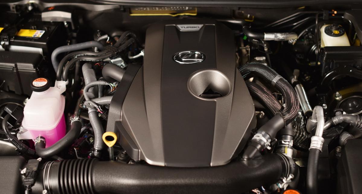 2023 Lexus GS Engine