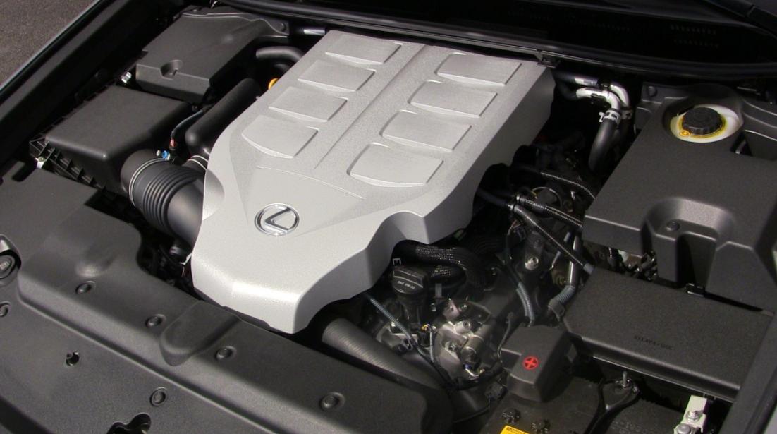 2023 Lexus GX 460 Engine