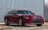 2023 Lexus LS 500 Exterior