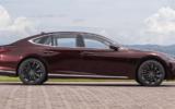 2023 Lexus LS Exterior