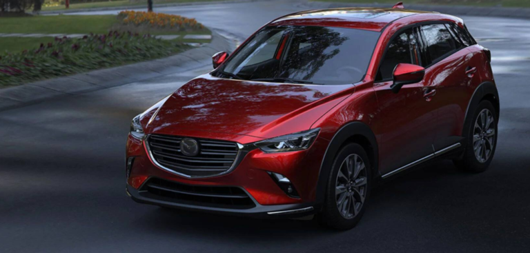2023 Mazda CX3 Exterior