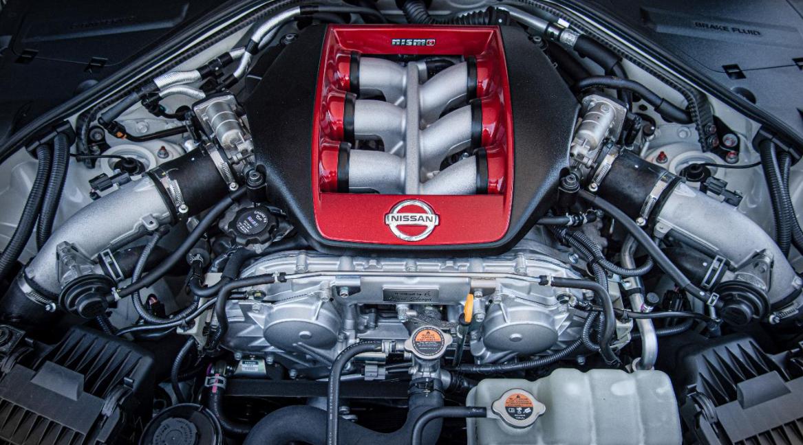 2023 Nissan GTR R36 Engine