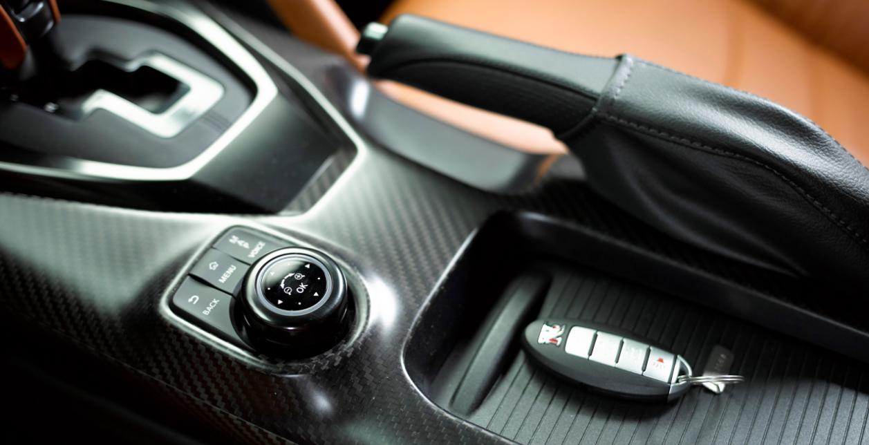 2023 Nissan GTR R36 Interior