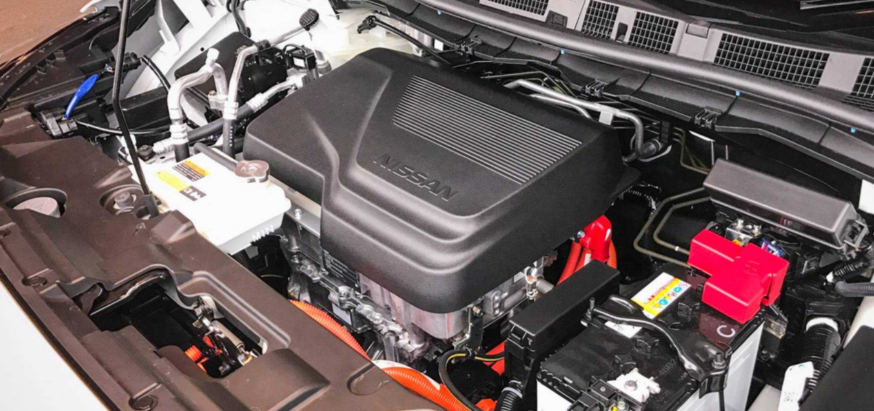 2023 Nissan Leaf Engine