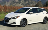 2023 Nissan Leaf Exterior