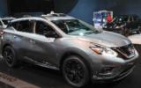 2023 Nissan Murano Exterior