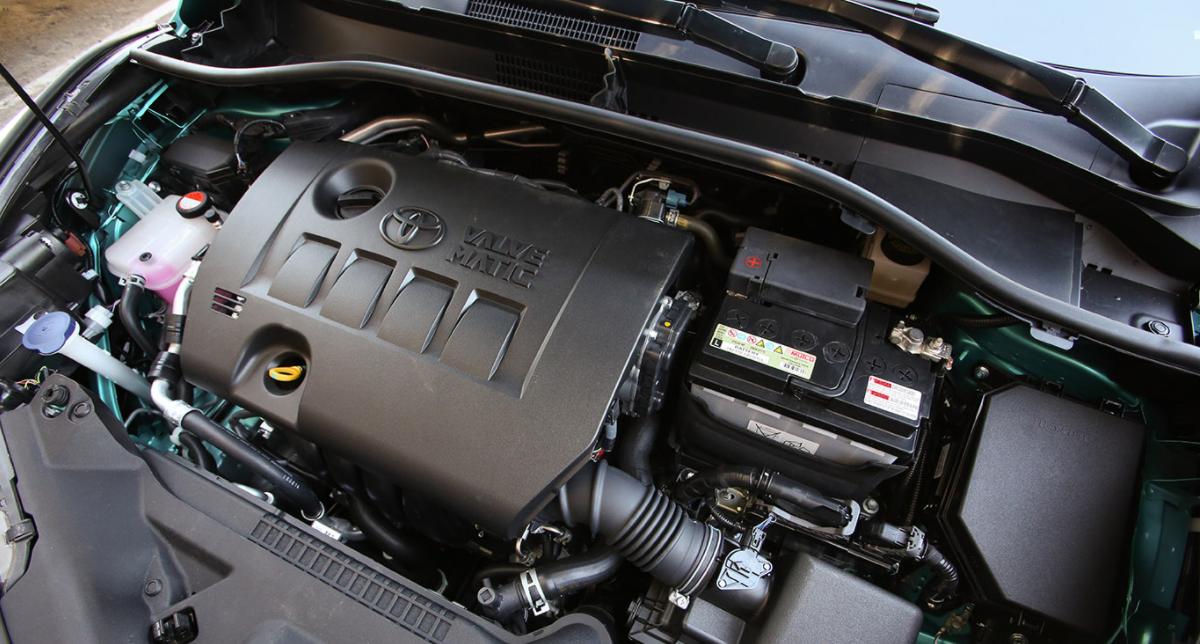 2023 Toyota CHR Engine