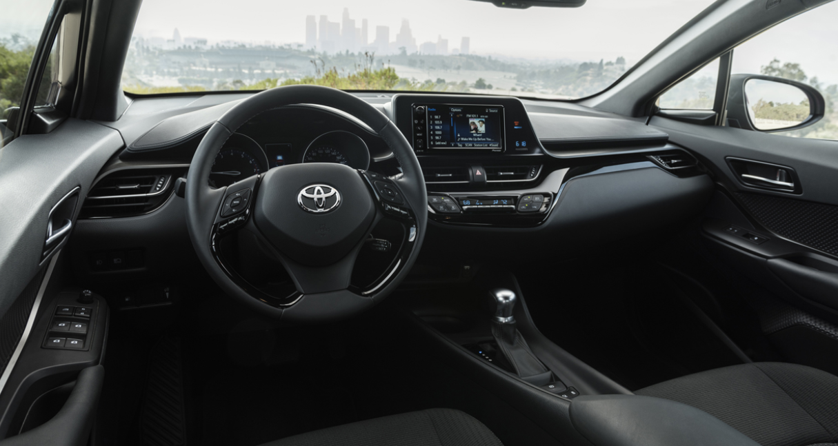 2023 Toyota CHR Interior