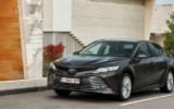 2023 Toyota Camry Hybrid Exterior