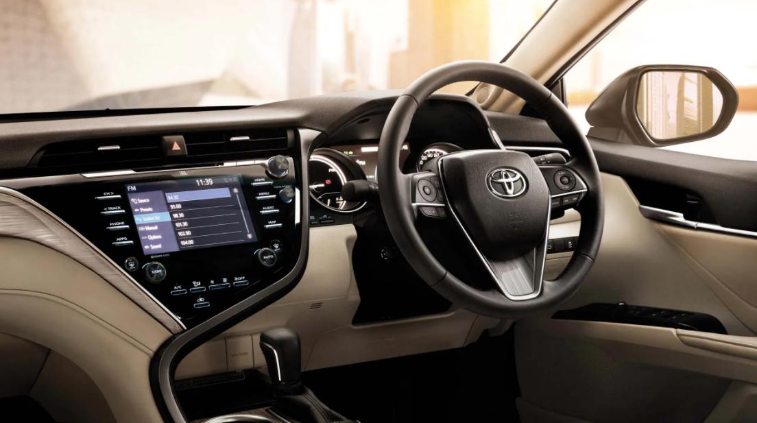 2023 Toyota Camry Hybrid Interior