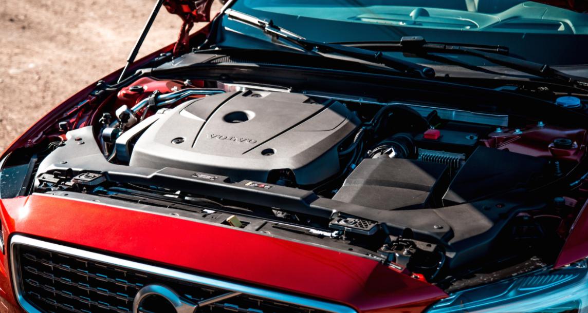 2023 Volvo S60 Engine