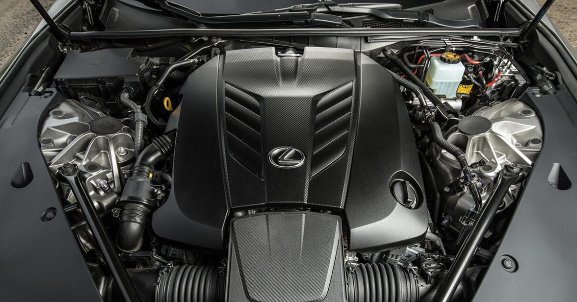 Lexus GX 2023 Engine