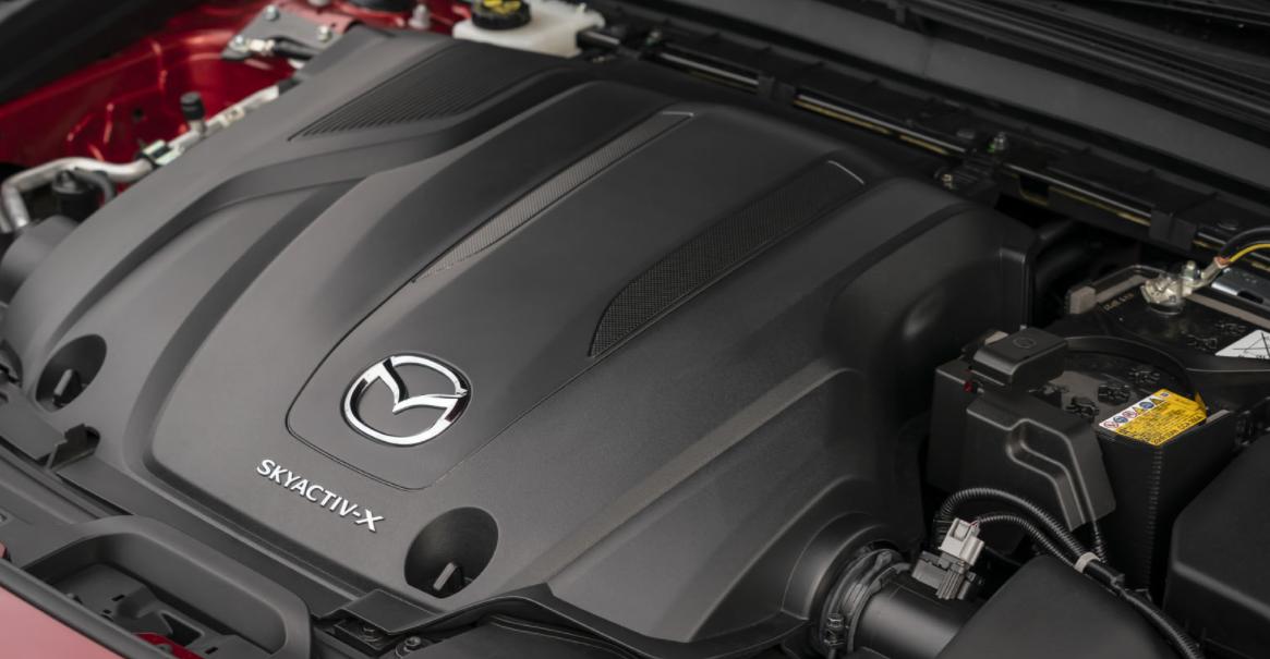 Mazda CX 3 2023 Engine